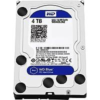 """Western Digital WD40EZRZ Disco Duro de 4TB para PC de Computo Básico, Sata 3, 6 GB/s, 64 MB, 3.5"""", Blue"""