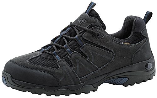Jack Wolfskin Traction Low Texapore Men - tourbe, 11