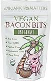 Organic Coconut Bacon [3 Pack/Bags] VEGAN   SOY FREE   GLUTEN FREE   NON GMO