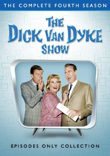 Dick Van Dyke Show: Complete Fourth Season (Episodes Only), The by Dick Van Dyke
