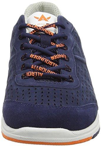 Allrounder By Mephisto Dagma C.suede 97/nubuk 97 Damen Sneakers Blau (indaco/indaco)