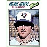 1977 Topps #392 Phil Roof TORONTO BLUE JAYS Ex-Mt+