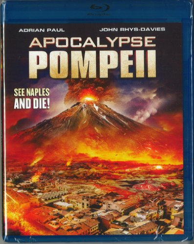 Apocalypse Pompeii [Blu-ray]
