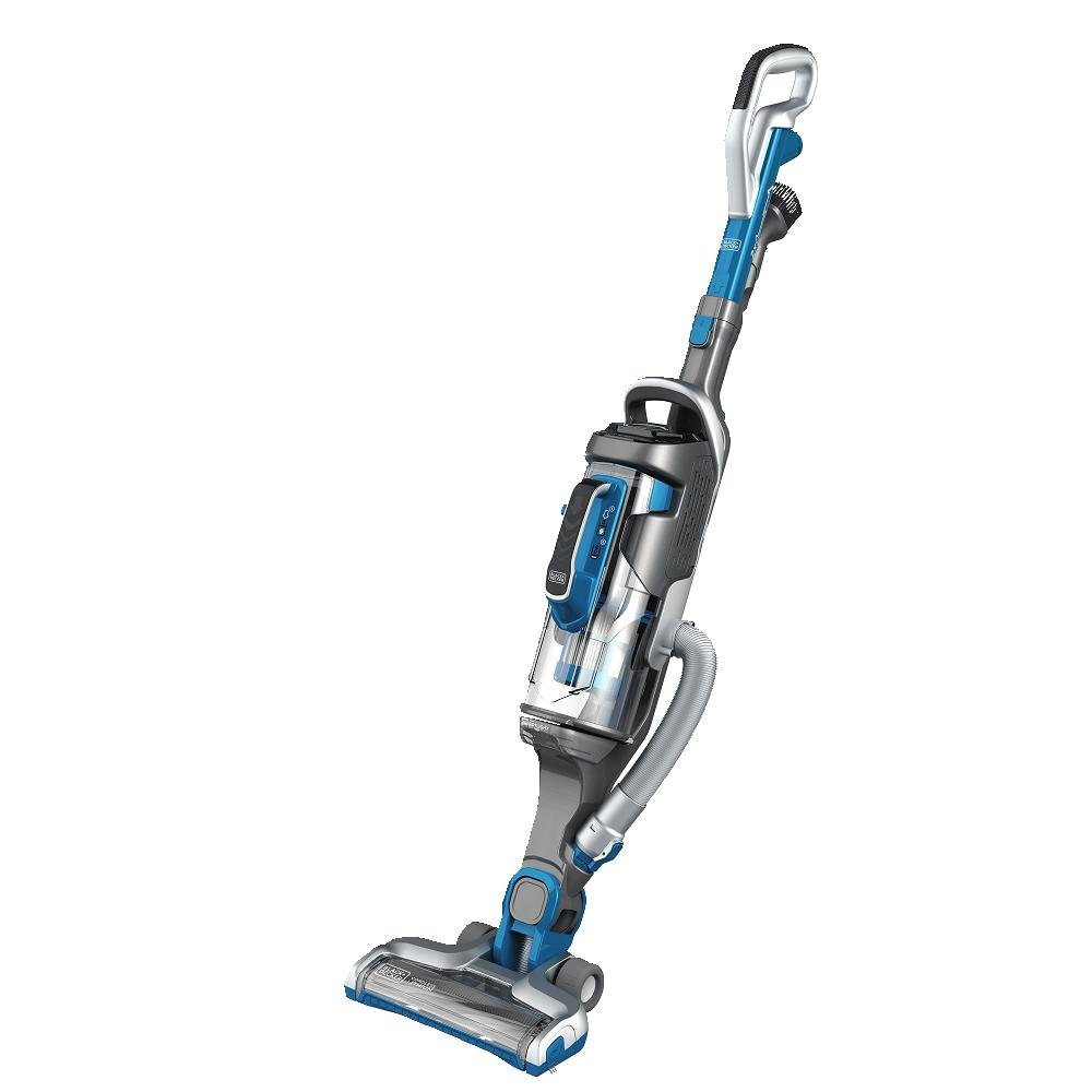 BLACK+DECKER HCUA525J POWERSERIES Pro 20V Lithium 2-in-1 Cordless Vacuum BLUE