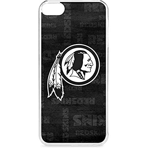 NFL Washington Redskins iPod Touch 6th Gen LeNu Case - Washington Redskins Black & White Lenu Case For Your iPod Touch 6th - Ipod Redskin