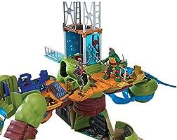 Tortugas Ninja - Mega playset (Giochi Preziosi 95151 ...