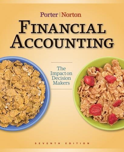 Financial Accounting: The Impact on Decision Makers, Seventh Edition