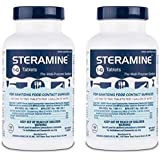 Steramine Sanitizing Tablets For Sanitizing Food Contact Surfaces, Kills E-Coli, HIV, Listeria, 1-G 150 Sanitizer…
