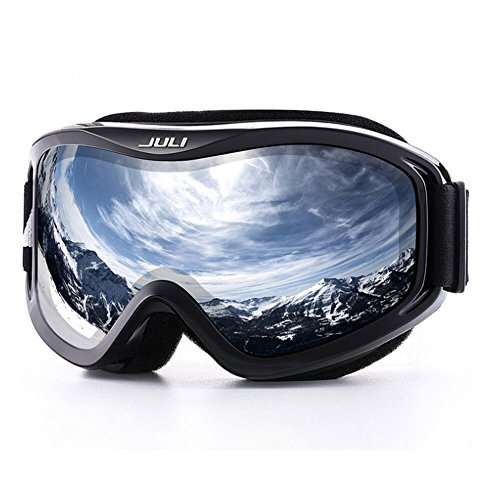 Ski Goggles Winter Snow Sports Snowboard with Anti-fog Double Lens ski mask glasses - Googles Oakly