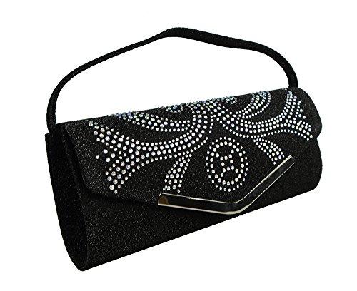 XPGG femme XPGG noir Pochettes Pochettes 8qUO8rx