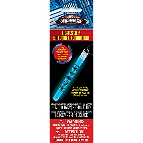 Spiderman Glow Stick