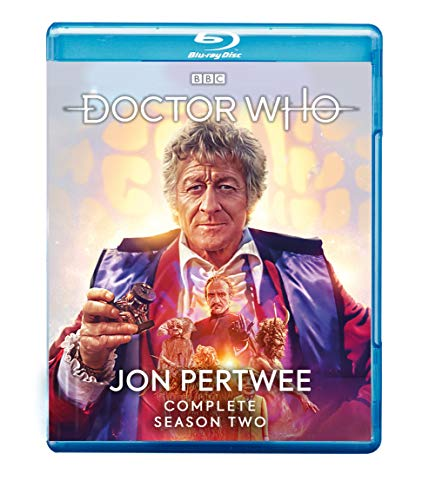 Doctor Who: Jon Pertwee Complete Season Two [Blu-ray]