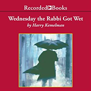 Wednesday the Rabbi Got Wet Hörbuch