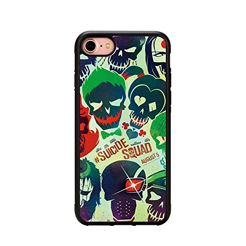 Price comparison product image Harley Quinn Iphone 7 Case, Harley Quinn Case for Iphone 7 4.7 Inches TPU Case