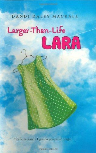 Download Larger-Than-Life Lara pdf epub