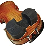 AcoustaGrip Concert Master Thick Shoulder Rest Level 1 Charcoal