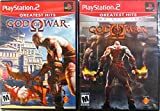 GOD OF WAR / GOD OF WAR II - PLAYSTATION 2 (PS2)