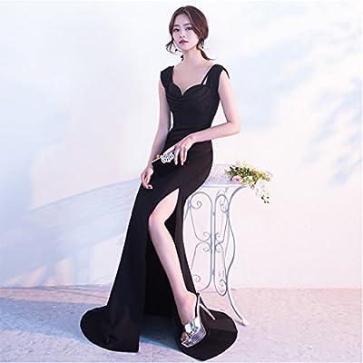 74fb0085512af ロングドレス レース 背中開き マーメイドドレス 高級ドレス キャバドレス ナイトドレス  キャバ ドレス