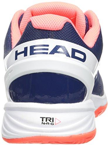 HEAD 274107NVCO Tennisschuh Marine