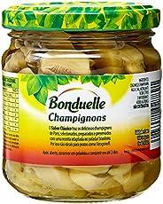 Champignon em Conserva Fatiado Clássico Bonduelle Vidro Peso Líquido 180g