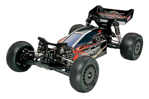 (58370 1/10 Dark Impact 4WD Kit by tamiya)