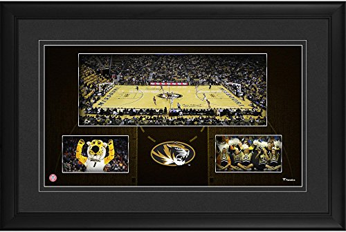 Missouri Tigers Framed 10