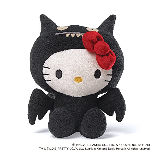 (Ugly Dolls Hello Kitty l, Ice Bat)