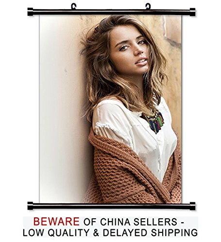 Ana de Armas Actress Wall Scroll Poster (16x24) Inches