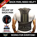 Posture Corrector for Women & Men - Upper Back Support & Shoulder Brace