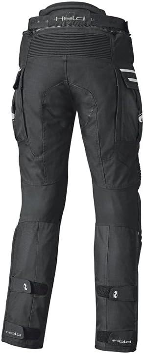 Held Matata II Motorrad Textilhose Lang S Grau//Schwarz