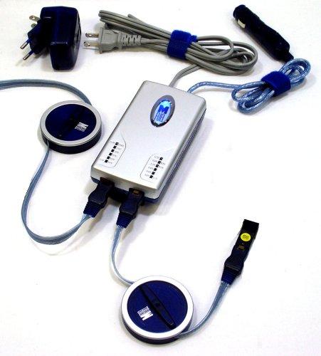 - MFuel Auto/Air Pak 72 Universal High-Power 72-Watt Notebook Charger