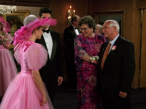 The One With Barry and Mindy's Wedding (The One With Barry And Mindys Wedding)