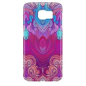 Hairs Samsung S6 3D wrap around Case - Design 13