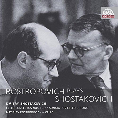 Rostropovich Plays Shostakovich (The Best Of Shostakovich)