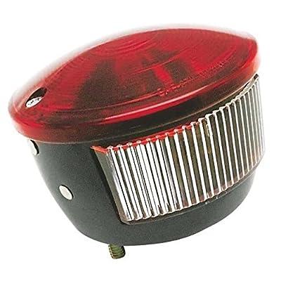 Kaper II L02-0088L Red Trailer Stop/Turn/Tail Light: Automotive
