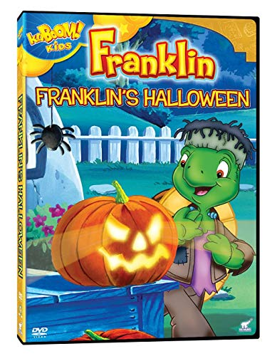 Trick or Treat Franklin - Franklin's Halloween -