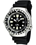 Professionall diver watch with sapphire glass helium velve T38