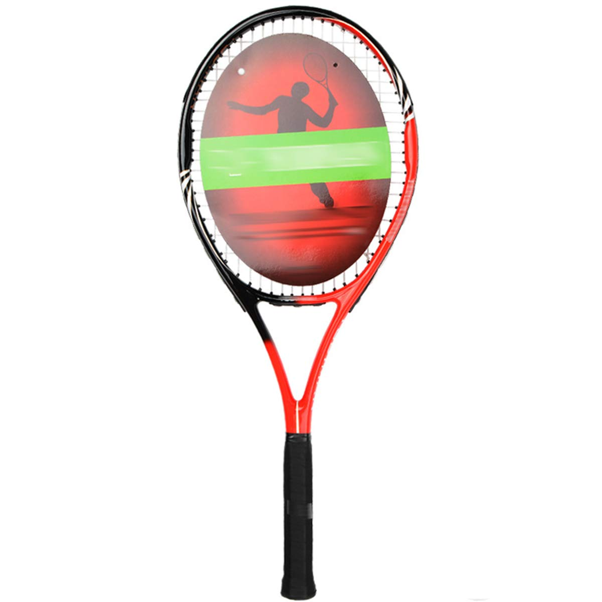 Raquette De Tennis Raquette De Tennis D'entraînement De Qualité Supérieure Ultra-légère, Unique Et Résistant à L'usure, De Qualité Professionnelle