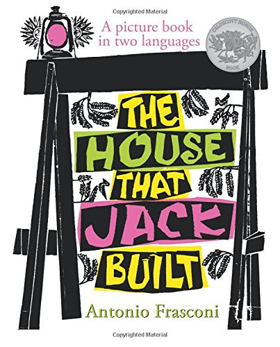 The House that Jack Built: A picture book in two languages ()