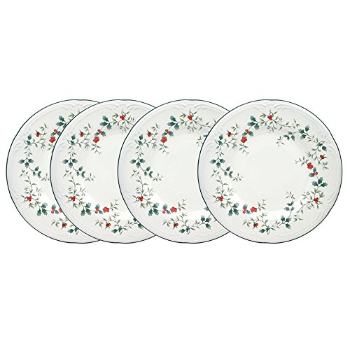 Pfaltzgraff Winterberry Luncheon Plate (9-Inch, Set of 4)