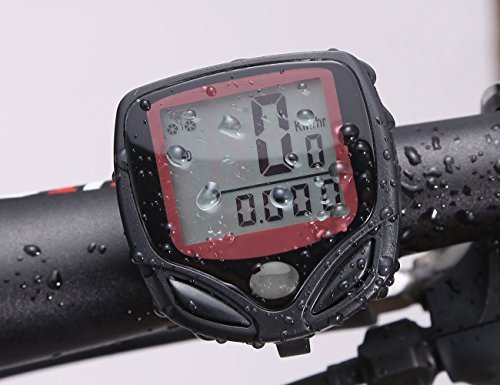 Lifelj Bike Computer Original Wireless Bicycle LCD