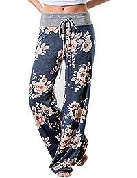 Women's Pajamas Comfy Pajama Lounge Pants Floral Print...
