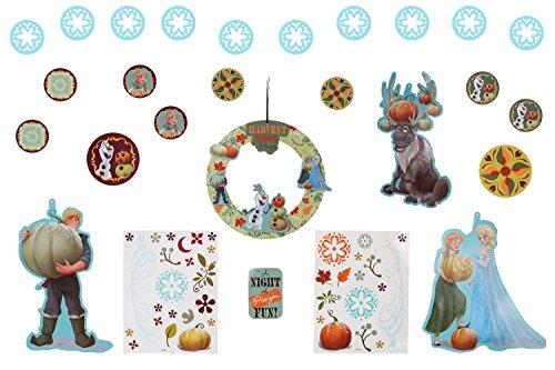 Disney Frozen Deluxe Party Decorating (Deluxe Jumbo Display)