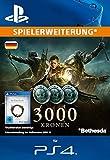 The Elder Scrolls Online : 3000 Kronen [Spielerweiterung] [PS4 PSN Code - deutsches Konto]