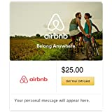 Airbnb Gift Cards - E-mail Delivery