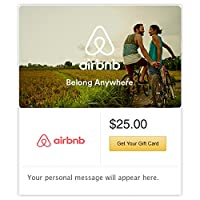 Air BnB gift card link image