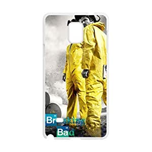 The Breaking Bad Cell Phone Case for Samsung Galaxy Note4 WANGJING JINDA