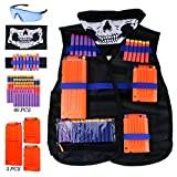 TedGem Tactical Vest Kit for Nerf N-Strike