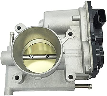 OCPTY New Electric Throttle Body Replace 125001578 fit for 2006-13 Mazda 3 2.0L// 2006-09 11 Mazda 3 2.3L// 2009-10 2012-13 Mazda 3 Sport 2.0L// 2008-10 Mazda 5 2.3L// 2006-08 Mazda 6 2.3L
