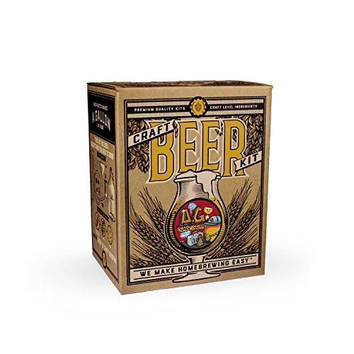 - Craft a Brew O.G. Orange Golden Beer Brewing Kit
